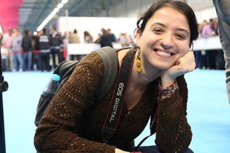 ETHA muhabiri Pınar Gayıp gözaltına alındı