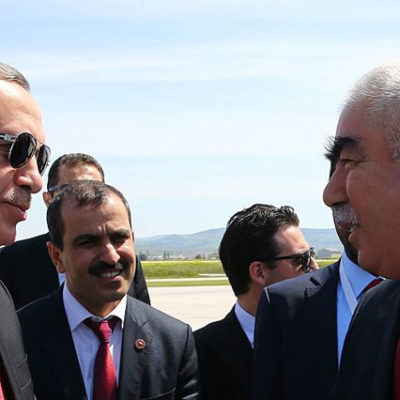 İşkence ve tecavüzle suçlanan Afganistan Cumhurbaşkanı Yardımcısı Türkiye'ye sürgün edildi
