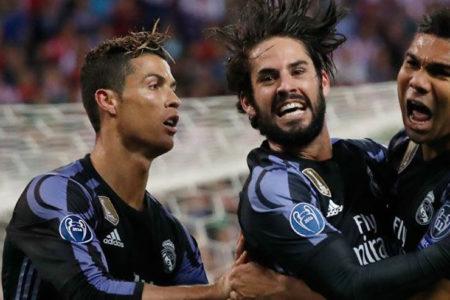 Devler Ligi'nde finalin adı: Real Madrid-Juventus