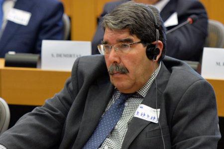 Salih Müslim: Türkiye yüzünden masada değiliz