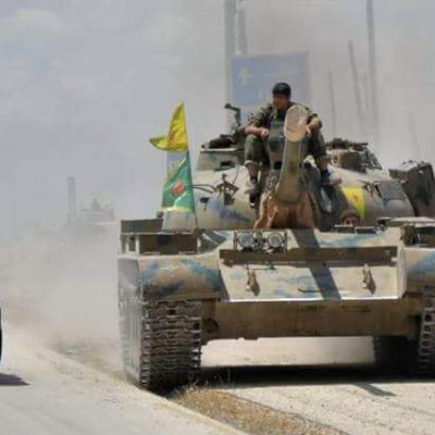 ABD, YPG'ye silah sevkiyatına başladığını açıkladı
