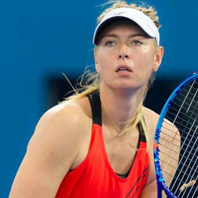 Sharapova 5 sıra kaybetti