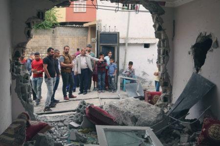 OHAL'de, zırhlı araçların karıştığı olaylarda 25 kişi hayatını kaybetti