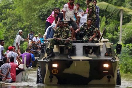 Sri Lanka'da sel felaketi: 146 kişi hayatını kaybetti