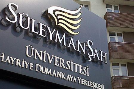 Süleyman Şah Üniversitesi'ne 'Cemaat' operasyonu!
