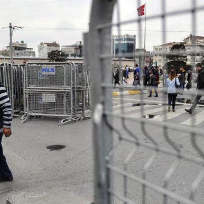 İstanbul'da bazı caddeler trafiğe kapatıldı