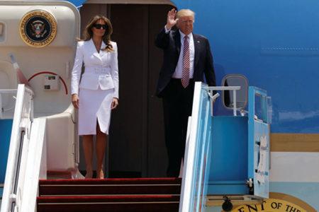 Riyad'dan İsrail'e ilk uçuş Trump ziyaretiyle gerçekleşmiş oldu