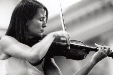 Viktoria Mullova İstanbul'a geliyor