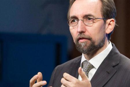 BM İnsan Hakları Komiseri: Toplu gözaltı, ihraç ve OHAL'in uzatılmasından kaygılıyız