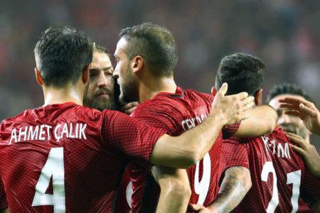Türkiye, FIFA Dünya sıralamasında 25'inci sıraya geriledi