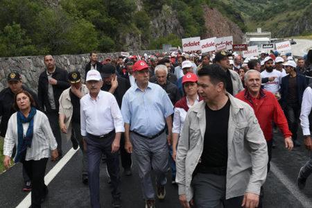 HDP, 'Adalet Yürüyüşü'nü Kandıra sapağında karşılayacak