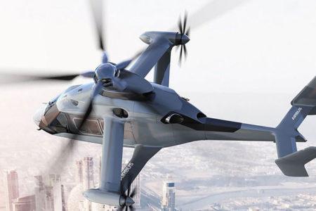 Airbus yeni helikopter konseptini tanıttı
