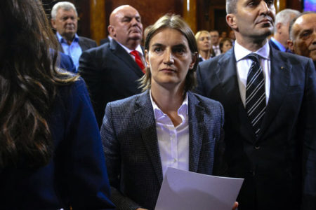 Sırbistan'ın ilk kadın ve ilk eşcinsel başbakanı