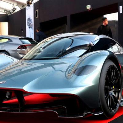Aston Martin Valkyrie, bin 130 beygirlik gücüyle yollara çıkacak