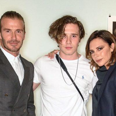 Brooklyn Beckham'ın ilk kitabı Londra'da düzenlenen bir sergiyle kutlandı