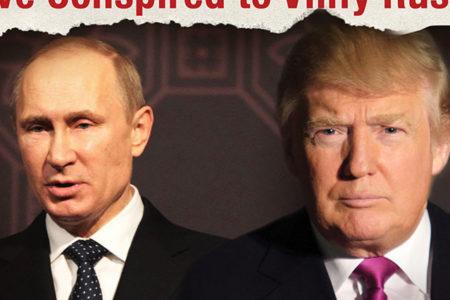 Rusya'nın ABD seçimlerine müdahalesine ilişkin iddialar kitap oldu
