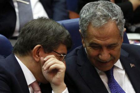 Bülent Arınç ve Ahmet Davutoğlu, Başbakan Yıldırım'ın iftarına katılmadı