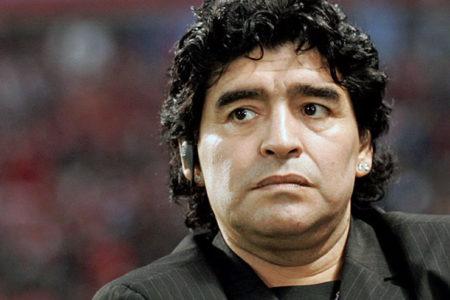 Maradona: Putin fenomen, Trump çizgi film karakteri