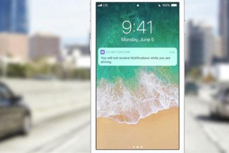 iPhone'lara 'araba sürerken rahatsız etme' seçeneği