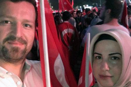 Arınç'ın damadı, iki bakan ve Erdoğan'ın doktorunun adını verdi