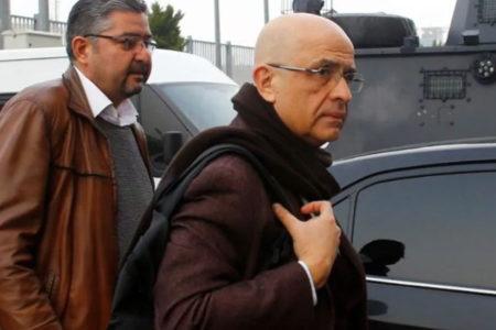 Enis Berberoğlu'ndan Kılıçdaroğlu'na mektup: Vatan nöbetindeyim