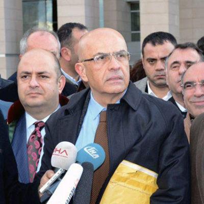 MİT TIR'ları davasında CHP Milletvekili Enis Berberoğlu'na 25 yıl hapis cezası verildi