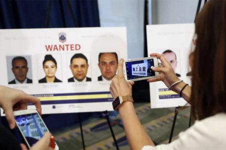 Göstericilere saldıran Erdoğan'ın korumaları hakkında 'wanted' kararı çıkarıldı