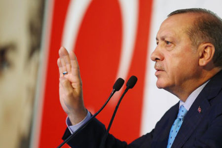 Erdoğan: Cezalarını tamamlayıp dışarı çıkanlar olursa, milletimiz sokakta gördüğünde gereken cezayı verecektir