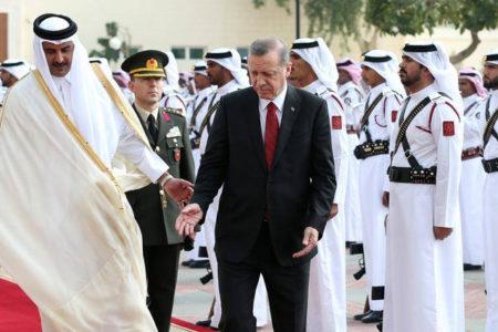 Taşgetiren: Bu iş tam 'Katar sana söylüyorum, Türkiye sen anla' işi