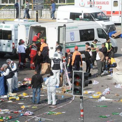 Ankara Garı saldırganı canlı bomba nüfus kayıtlarında yaşıyor