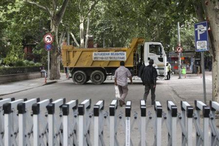 Kılıçdaroğlu'nun yürüyüşü başlatacağı Güvenpark polis tarafından kapatıldı