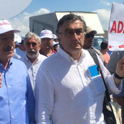 Fehmi Koru: Kılıçdaroğlu, yürüyüşe hiç kuşkusuz oy hesabıyla girişti