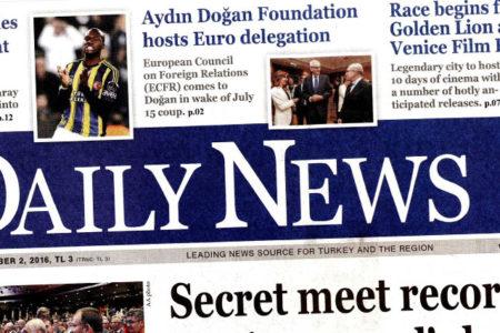 Mısır, Hürriyet Daily News'e erişimi engelledi