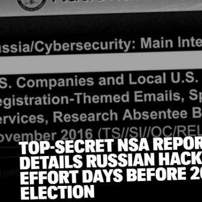 Trump'ın Rusya bağlantısına ilişkin gizli bilgileri sızdıran internet sitesinin 'kaynağı' tutuklandı
