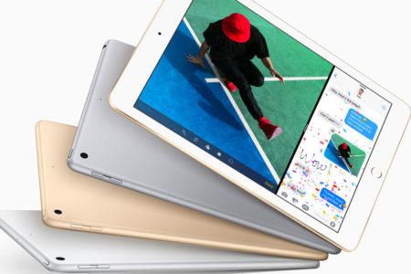 10.5 inç iPad Pro modeli tanıtıldı