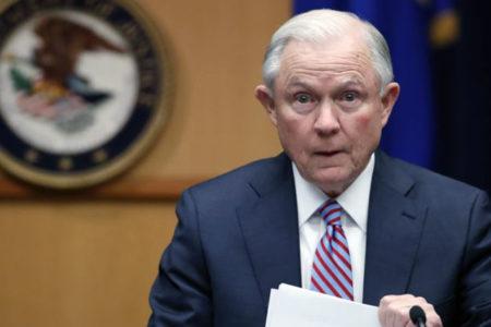 ABD Adalet Bakanı Session: Ruslarla gizli anlaşma iddiaları iğrenç bir yalan