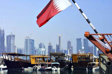 Katar: Zor zamanlar için harcayacak 340 milyar dolarımız var