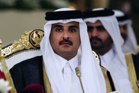 Katar Emiri'nden diyalog çağrısı