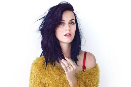 'Katy Perry'ye, Çin'den yasak'