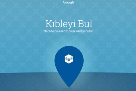Google'dan kıble için artırılmış gerçeklik uygulaması