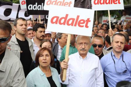 Alman basınından 'Adalet Yürüyüşü' yorumu: Kılıçdaroğlu haklı ama gecikti