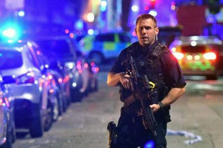 Londra Köprüsü'nde terör saldırısı: 7 ölü, 48 yaralı