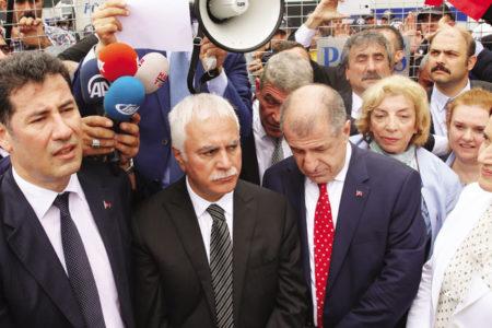 Mahkeme MHP'li muhaliflerin kongresini iptal etti