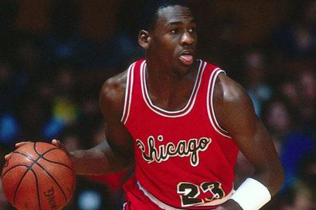 Jordan'ın 1984 Olimpiyatları basketbol finalinde giydiği ayakkabılar, 190 bin dolara satıldı