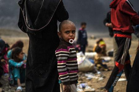 IŞİD, sivillerin kaçışını önlemek için çocuklarını öldürüyor