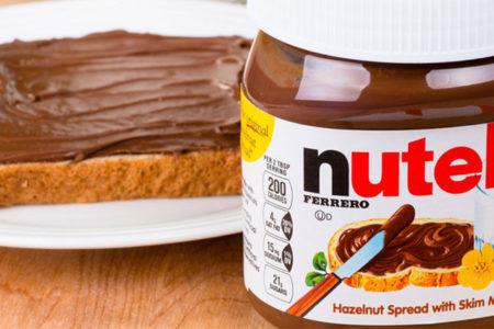 Nutella'nın café'si açıldı