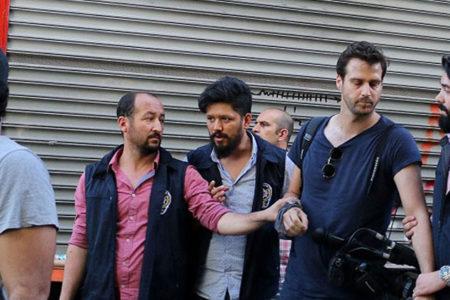 'Onur yürüyüşü'ne müdahale: 35 kişi gözaltına alındı