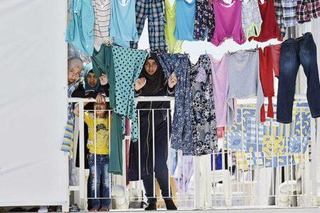 Sığınmacılar, dini ve manevi destek verilmesi için Diyanet İşleri Başkanlığı'na emanet edildi