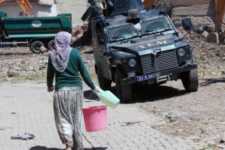 Uluslararası Af Örgütü'nden Sur için acil eylem çağrısı: Zorla tahliye yasaktır