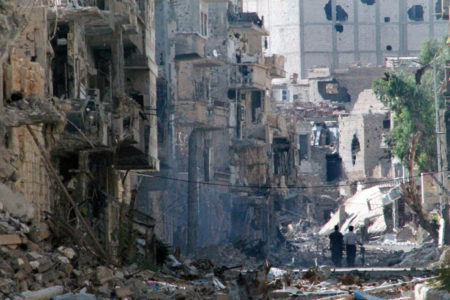 Uluslararası Af Örgütü: Suriye'de insanlığa karşı suç işlendi
